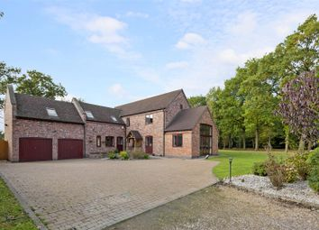 Thumbnail 5 bed detached house for sale in Brockhill Lane, Beoley, Redditch, Worcestershire