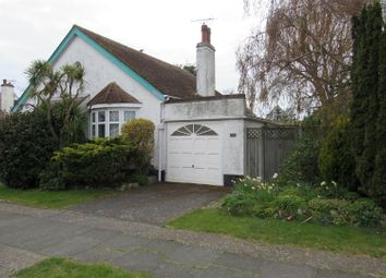 Thumbnail Detached bungalow for sale in Queensbridge Drive, Herne Bay