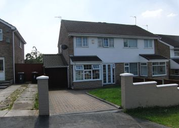 Thumbnail 3 bed semi-detached house for sale in Lauder Close, Liverpool