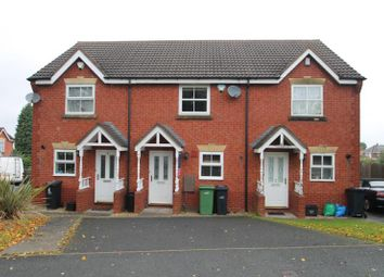 Thumbnail 2 bed terraced house to rent in Barnswood Close, Halesowen, West Midlands