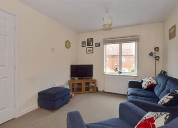 Thumbnail 2 bed flat for sale in Brigadier Gardens, Ashford, Kent