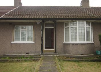 Thumbnail 2 bed bungalow to rent in Hawes Mount, Bradford