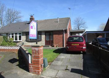 Thumbnail 3 bed semi-detached bungalow for sale in Caernarvon Close, Greenmount, Bury