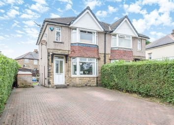 Thumbnail 3 bed semi-detached house for sale in Mandale Road, Bradford