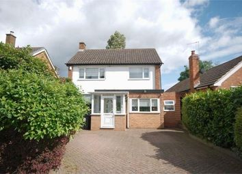 Thumbnail 3 bed detached house for sale in Kittoe Road, Four Oaks, Sutton Coldfield