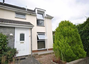 Thumbnail 3 bedroom semi-detached house to rent in Nursury End, Barnstaple, Devon