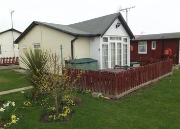 Thumbnail 2 bed mobile/park home for sale in 81 Third Avenue, South Shore Holiday Village, Bridlington