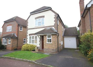 Thumbnail 3 bed detached house to rent in Saturn Croft, Winkfield Row, Bracknell