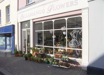 Thumbnail Retail premises for sale in Dimond Street, Pembroke Dock, Pembrokeshire