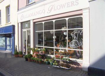 Thumbnail Retail premises for sale in Dimond Street, Pembroke Dock, Pembrokeshire