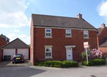 Thumbnail 4 bed detached house for sale in Bodenham Field, Abbeymead, Gloucester, Gloucestershire