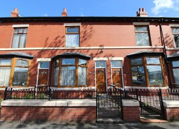 Thumbnail 4 bed terraced house to rent in Heywood Street, Bury