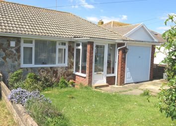 Thumbnail 2 bed semi-detached bungalow for sale in Phyllis Avenue, Peacehaven
