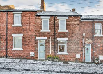 Thumbnail Terraced house to rent in Newcastle Road, Crossgate Moor, Durham