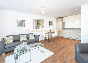 Thumbnail 2 bed flat to rent in Babbage Point, Norman Road, Greenwich