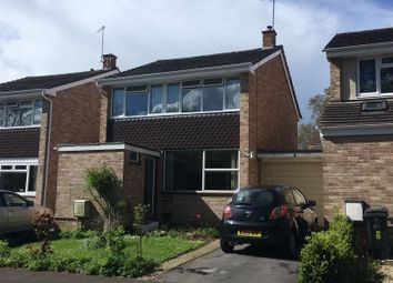 Thumbnail 3 bed detached house for sale in Longacre Close, Taunton