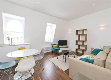 Thumbnail 1 bed flat to rent in Hornton Street, London