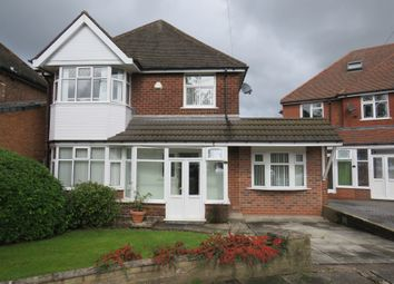 Thumbnail 3 bedroom detached house for sale in Douglas Avenue, Hodge Hill, Birmingham