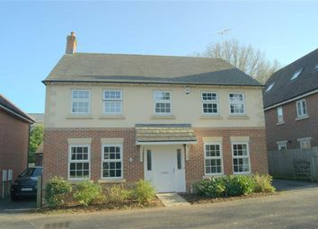 Thumbnail 4 bedroom detached house for sale in Maurice Way, Savernake, Marlborough, Wiltshire