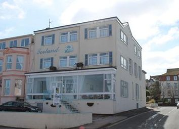 Thumbnail Hotel/guest house for sale in Torland Hotel, 24 Sands Road, Paignton, Devon