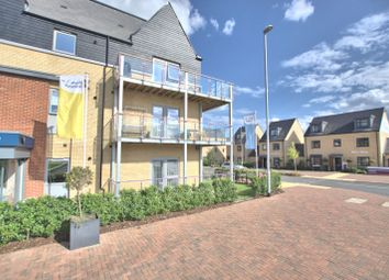 Thumbnail 2 bed flat to rent in Pathfinder Way, Northstowe, Cambridge