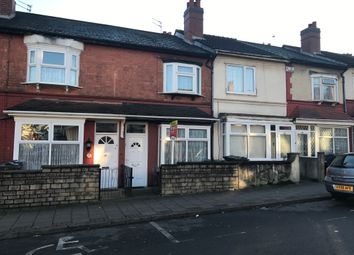 Thumbnail 3 bed terraced house for sale in Victoria Street, West Bromwich