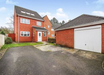 4 bed detached house for sale in Abbotts Road, Leek, Staffordshire ST13