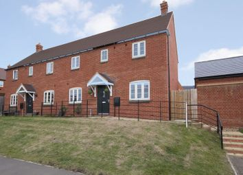 Thumbnail 3 bed semi-detached house for sale in Northampton Road, Brackley