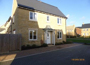 Thumbnail 3 bed semi-detached house to rent in Gotherington Lane, Bishops Cleeve, Cheltenham