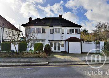 Thumbnail 4 bed detached house for sale in Alderton Crescent, Hendon