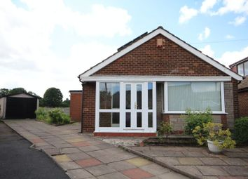 Thumbnail 4 bed detached bungalow for sale in Redland Close, Littleborough