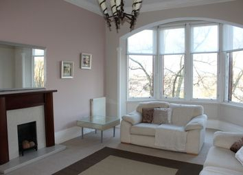 Thumbnail 3 bedroom flat to rent in Camphill Avenue, Shawlands, Glasgow