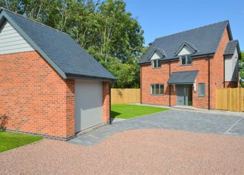Thumbnail 4 bed detached house for sale in Welland Road, Hanley Swan, Worcester