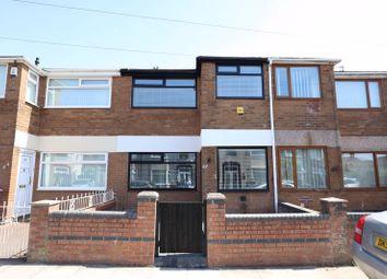 Thumbnail 3 bedroom terraced house for sale in Wensley Road, Liverpool