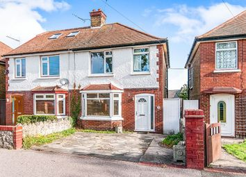 3 bed semi-detached house to rent in Station Approach Road, Ramsgate CT11