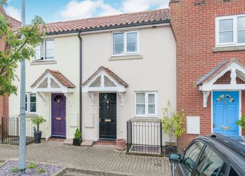 Thumbnail 3 bed town house for sale in Magdalen Court, Eye