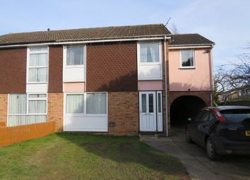 Thumbnail 5 bed semi-detached house for sale in Orchard Close, Woodbridge