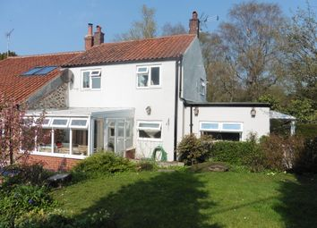 Thumbnail 3 bed cottage for sale in Clarks Lane, Thursford