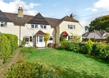 Thumbnail 3 bedroom terraced house for sale in Franklin Road, Twyford, Winchester, Hampshire