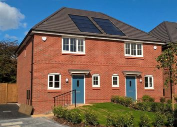 Thumbnail 3 bedroom semi-detached house for sale in Lapwing Lane, Stockport