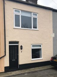 Thumbnail 2 bed terraced house to rent in Cinder Path, Broadstairs