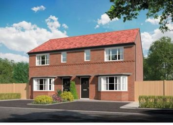 Thumbnail 3 bed semi-detached house for sale in Redwood Street, Huyton, Liverpool