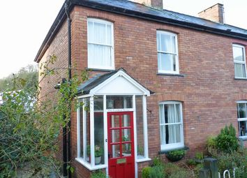 Thumbnail 2 bed town house for sale in Guildhall Terrace, Fore Street, Dulverton