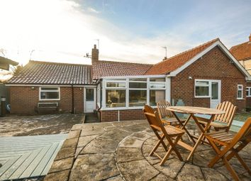 Thumbnail 4 bed detached bungalow for sale in 9 East Avenue, Scarborough
