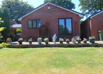 Thumbnail 3 bed detached bungalow for sale in Raby Drive, Raby Mere, Wirral, Merseyside