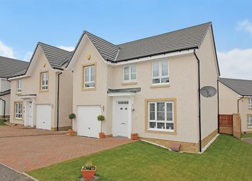 Thumbnail 4 bed detached house for sale in Lendrick Drive, Maddiston, Falkirk