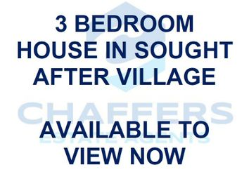 3 bed semi-detached house to rent in Vale View, Bayford, Wincanton BA9