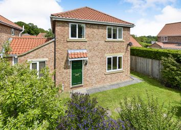 Thumbnail 4 bed detached house to rent in Linden Close, Briggswath, Whitby