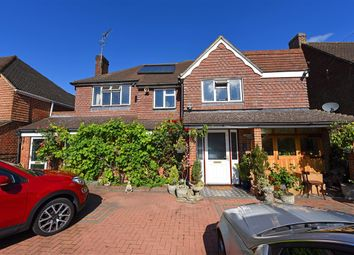 Thumbnail 5 bed detached house for sale in Manor Road South, Surrey, Surrey