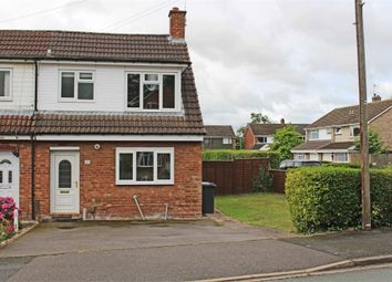 Thumbnail 3 bed end terrace house for sale in Deer Park Road, Fazeley, Tamworth, Staffordshire